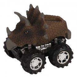 Children'S Day Gift Toy Dinosaur Model Mini Toy Car Back Of The Car Gift -