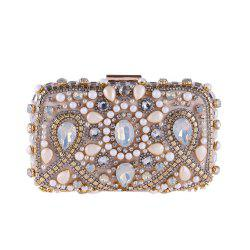 The New Beaded Evening Bag Diamonds Hand Bag in Europe and The Dress Bag -