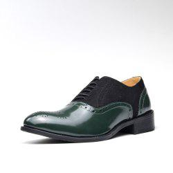 COSIDRAM Fashionable Business Fastens Fashionable Male Shoes Lok Shoe -