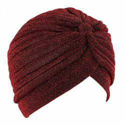 New Men Lady Fashion Shining Material India Sport and Casual Hat -