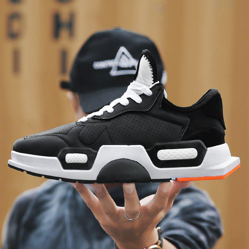 Online Autumn and Winter New Trend Men'S Shoes Youth Student Casual Shoes