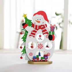 Santa Claus Gift Supplies Hanging Hat Snowman Jewelry -