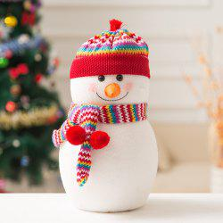 Christmas Snowman Doll Bubble Snowman Doll -