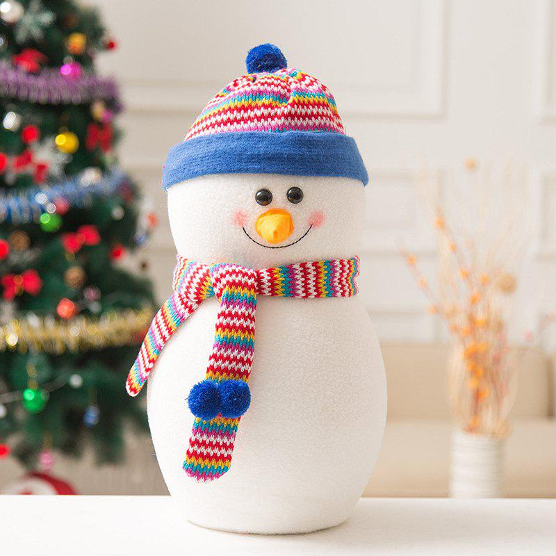 Buy Christmas Snowman Doll Bubble Snowman Doll