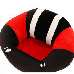 Kid's Plush Doll Safe Dining Soft Chair Kid's Sofa -