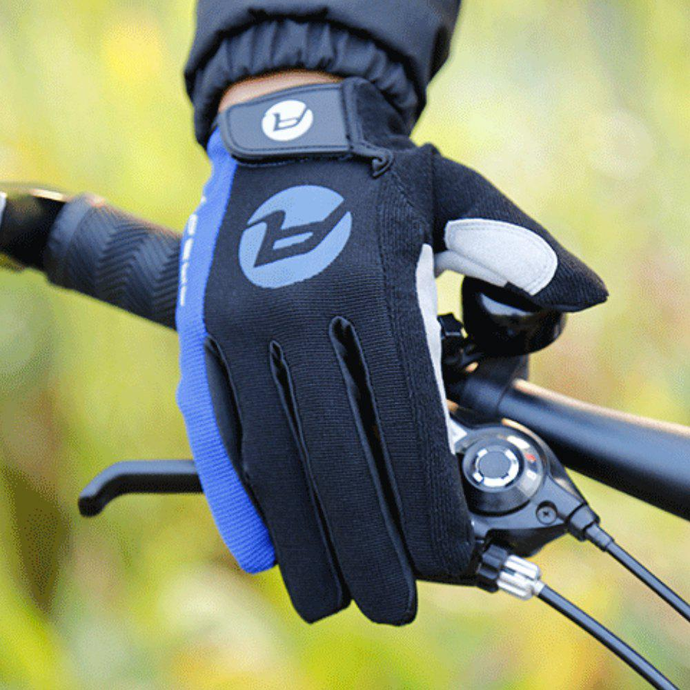 Outfit Full-Fingered Warm Gloves for Outdoor Cycling