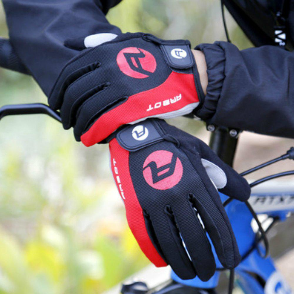 Store Full-Fingered Warm Gloves for Outdoor Cycling