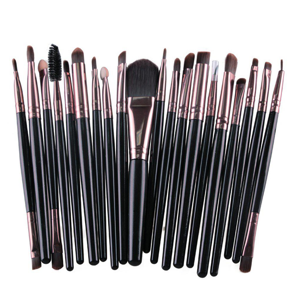 Fancy 20 Eye Makeup Brush Eye Shadow Brush Beauty Tools