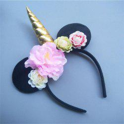 Baby's Hair Clasp Lovely Flower Hair Accessory -