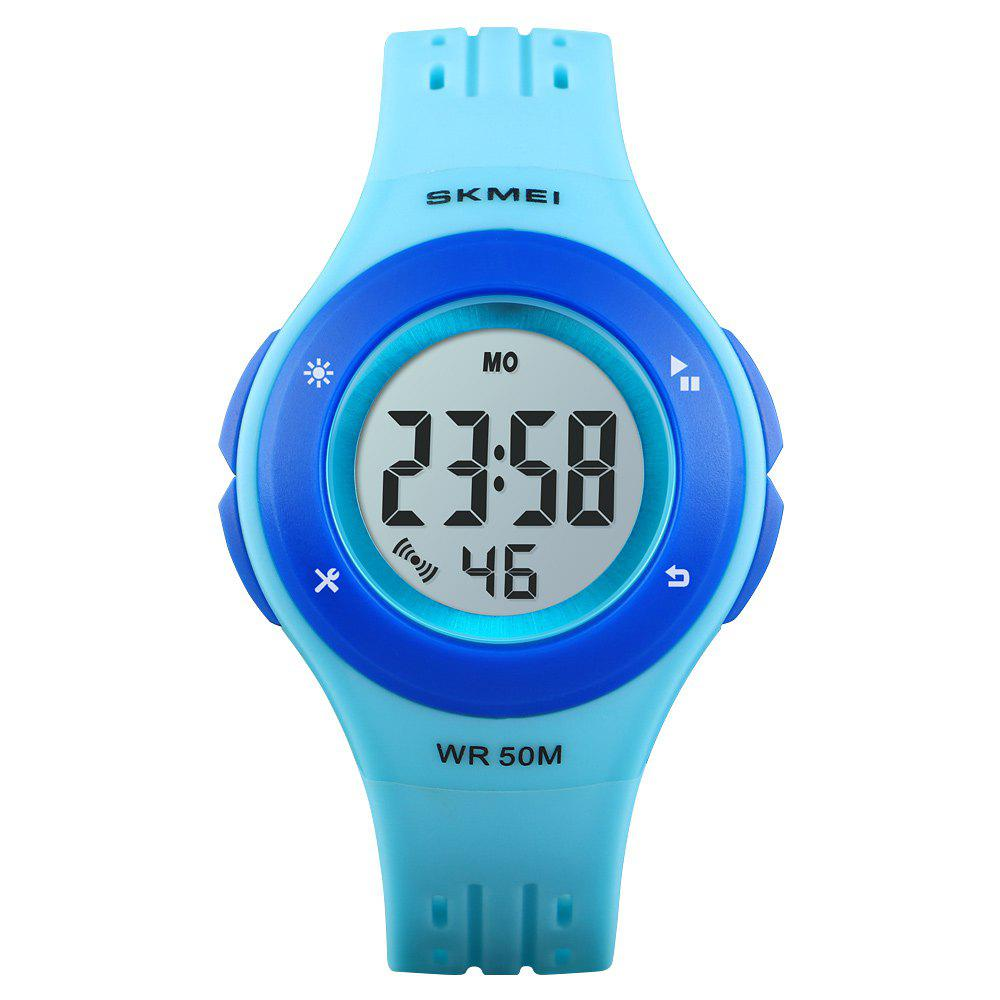 Shops SKMEI Kids LED Sport Style Children's Digital Electronic Clock Cartoon Watch