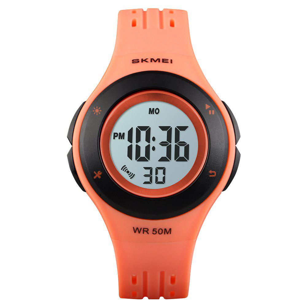 Outfit SKMEI Kids LED Sport Style Children's Digital Electronic Clock Cartoon Watch