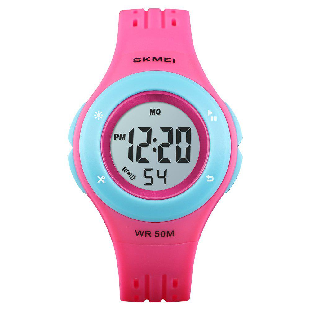 Shop SKMEI Kids LED Sport Style Children's Digital Electronic Clock Cartoon Watch
