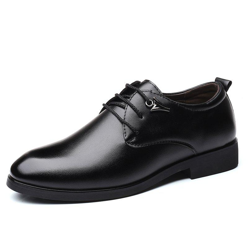 Outfit Simple Comfortable Business Leisure Men'S Shoes