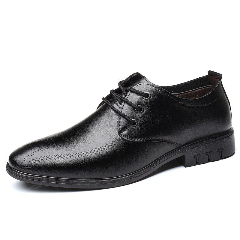 Chic Simple and Comfortable New Casual Men'S Shoes