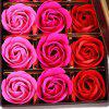 Soap Flower Gift Box Gradient Rose Valentine'S Day Gift -
