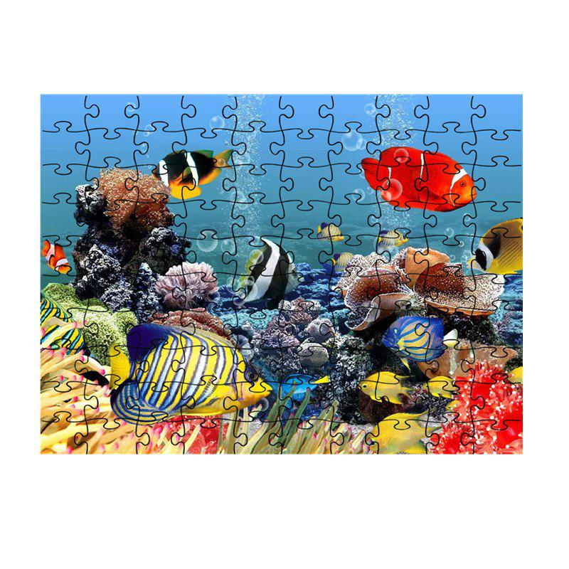 Buy Sea World Colorful Jigsaw Puzzle