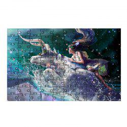 Constellation Goddess Jigsaw Puzzle -