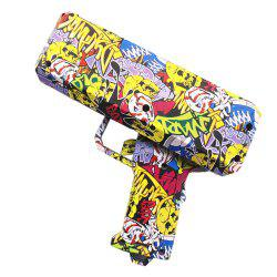 Spray Gun Party Game Outdoor Fun Fashion Pistol Toy -