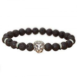 Fashionable Lion Head Bracelet for Men's -