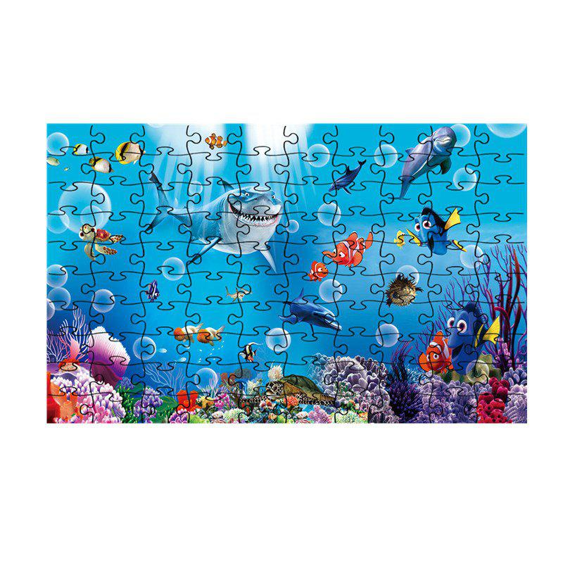Hot The Sea of Life Jigsaw Puzzle