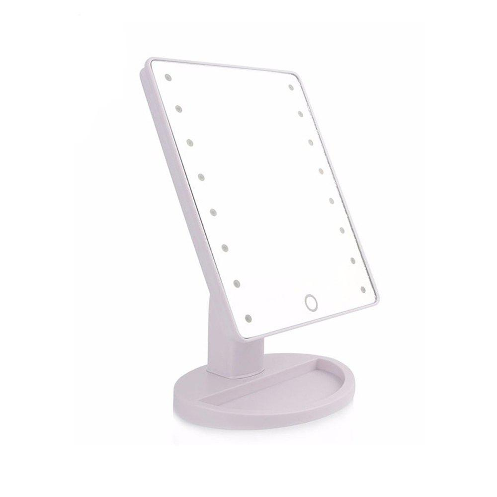 Store Makeup Mirror High Definition Portable Luminous Cosmetic Mirrors