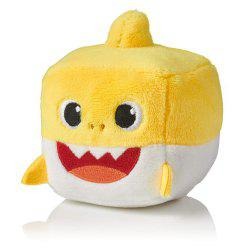 Official Song Cube Small Shark Plush Toy -