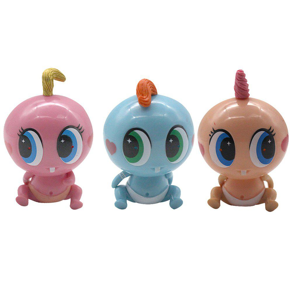 Online 3pc Robot Doll Toys With Music