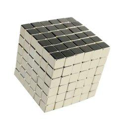 Cool and Powerful Magnet Toy Magnet Square Magic Cube -