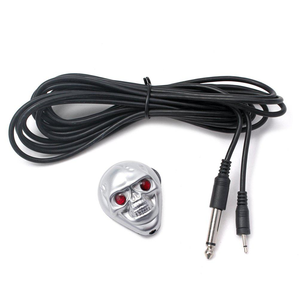Shop Adjust The Volume Guitar Amplifier Soundhole Skull Head Pickup