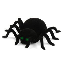 Simulation Remote Control RC Animals Simulation Furry Spider Toy Gift -