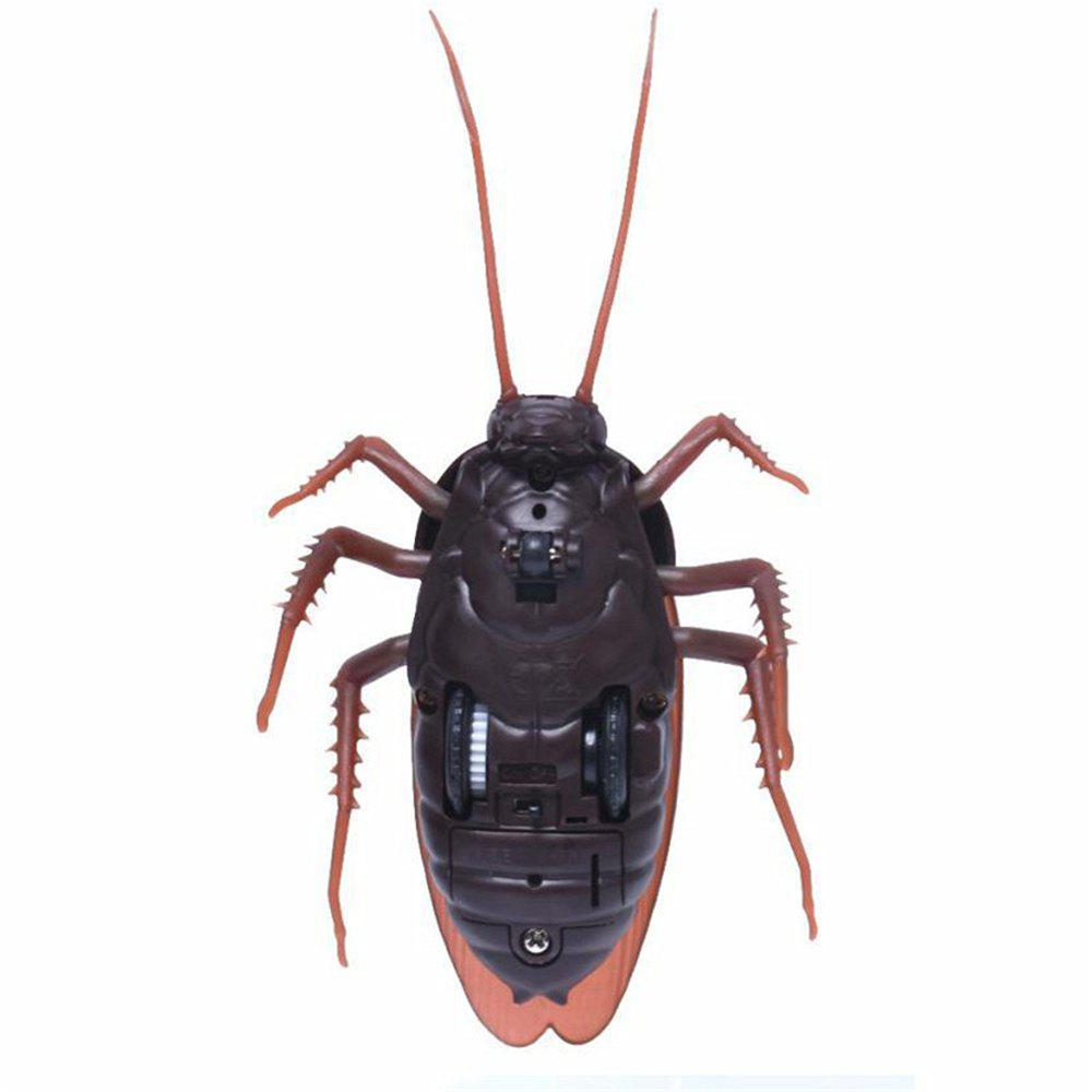 Affordable Remote Control Cockroaches Simulation Model of Educational Electronic Pet Toys