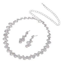 New Simple and Easy Personality Necklace Set -