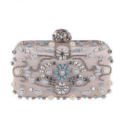 The New Evening Bag Pearl Set Auger Hand Bales Euramerican Party Dresses -