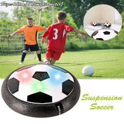Children's Suspension Football With Football Gate Led Lights Electric  Toy -