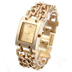 Fashion Women'S Bracelet Quartz Watch -