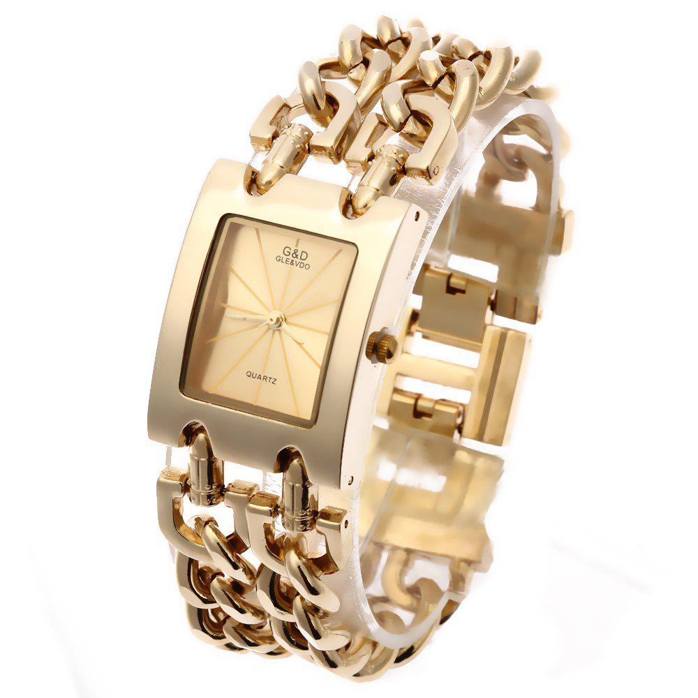 New Fashion Women'S Bracelet Quartz Watch