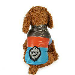 Double Cotton Teddy Dog Wind Clothes -