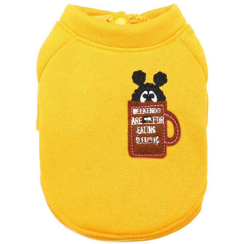 Best Round Neck Shirt Pet Clothes