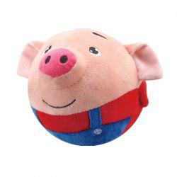 Seaweed Pig Singing Recording Learning Electric Plush -