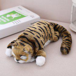 Simulation Laugh Cat Funny Grab Machine Electric Plush Doll -