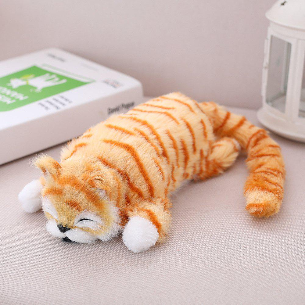 Outfit Simulation Laugh Cat Funny Grab Machine Electric Plush Doll
