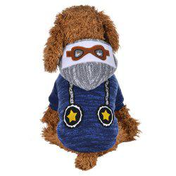 Creative Genius Lunettes Dog Dog Clothes -
