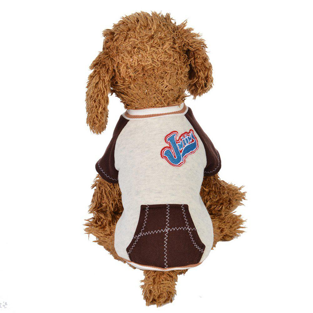 Outfits Herringbone Pet Dog Clothes