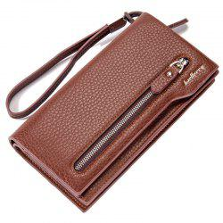 Baellerry men Wallets Quality PU Long Clutch Card Hold ...