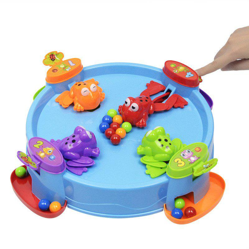 Chic Frog Swallow Game Hungry Hippo Child Educational Toy