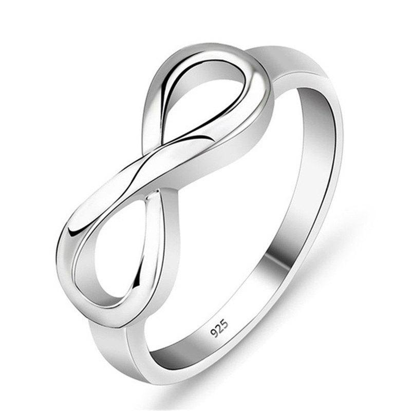 Affordable Elegant and Delicate Lady's 8-CHARACTER Ring