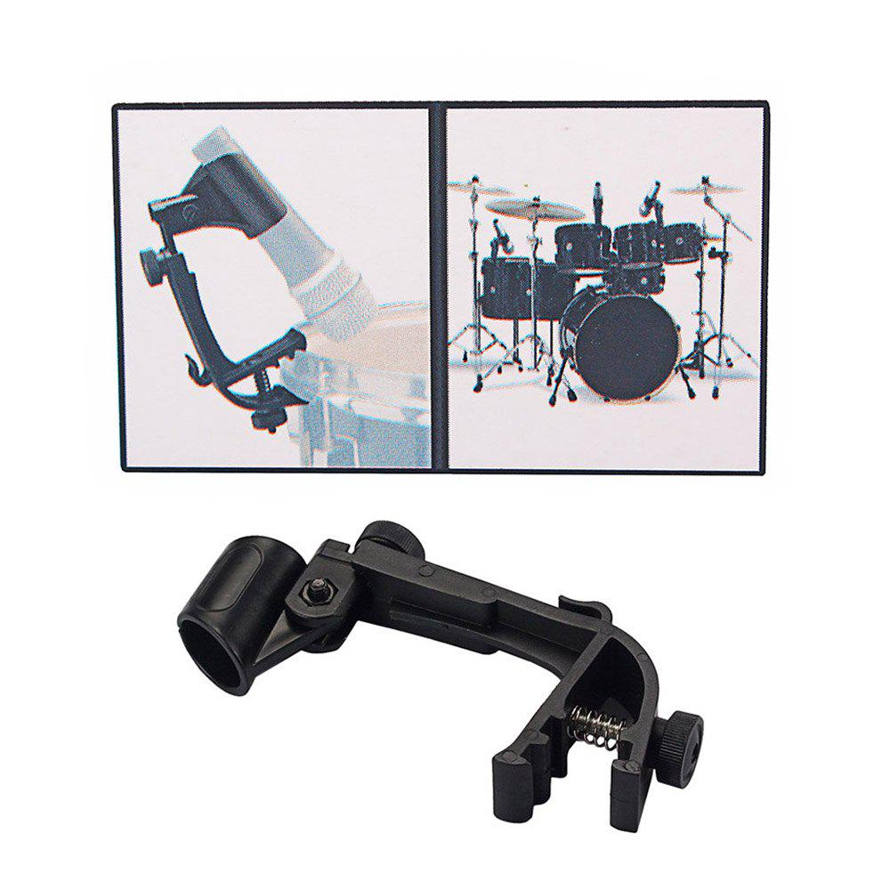 Affordable Microphone Pair Of Adjustable Stage Drum Clips