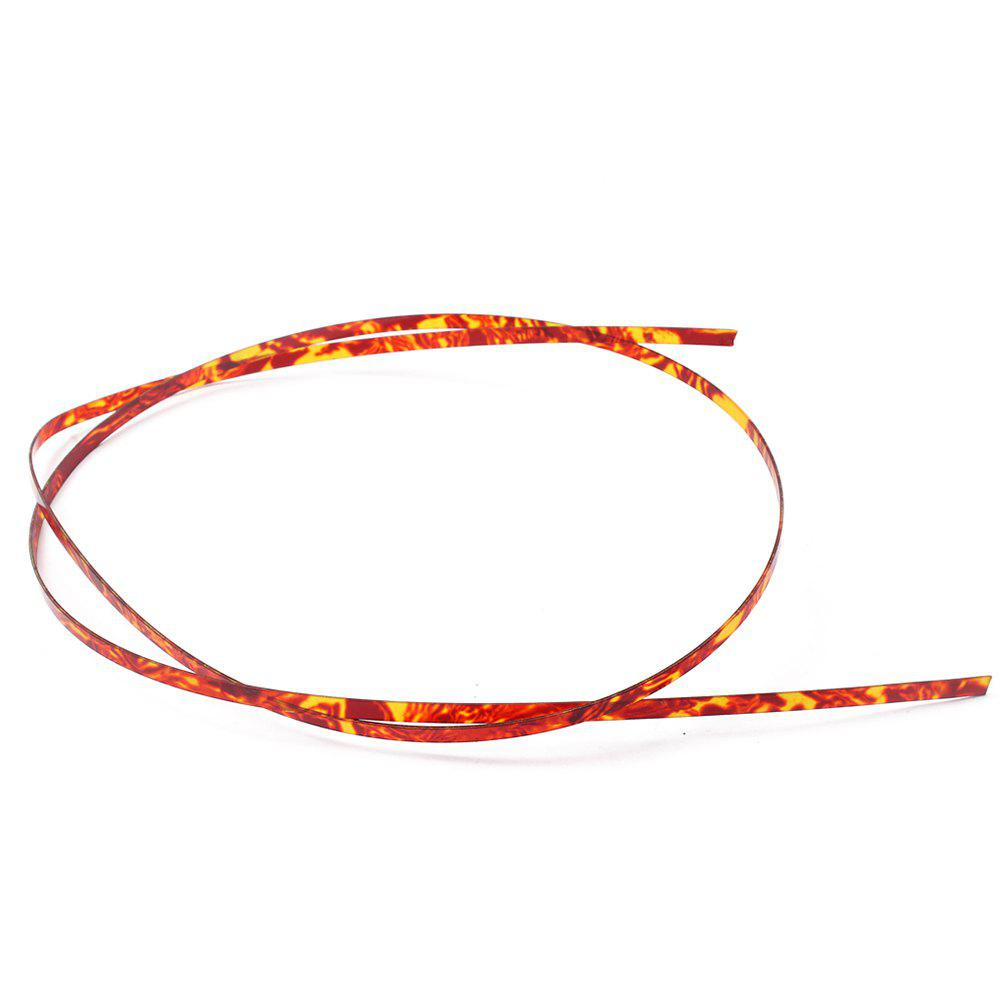 Affordable Guitar Parts Celluloid Guitar Binding Body Project Purfling Strip