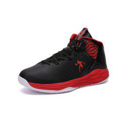 Basketball Shoes High Boots Men'S Autumn and Winter Wear Breathable Sneakers -