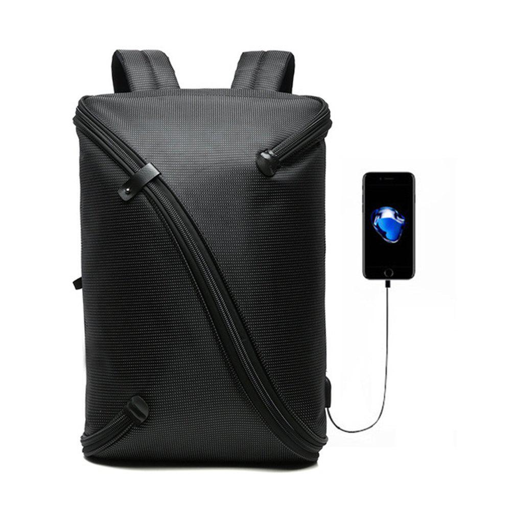 1d10dca0d26 Usb Charging Anti-Theft Backpack for Men and Women Laptop Backpacks
